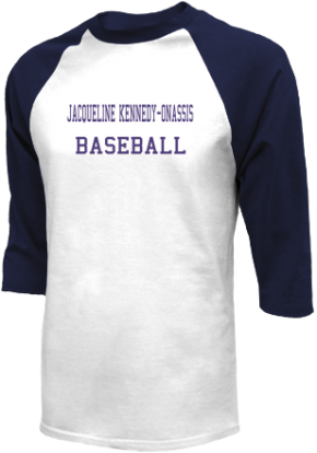 Jacqueline Kennedy-onassis High School Raglan Shirts