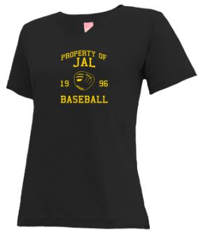 Jal High School V-neck Shirts