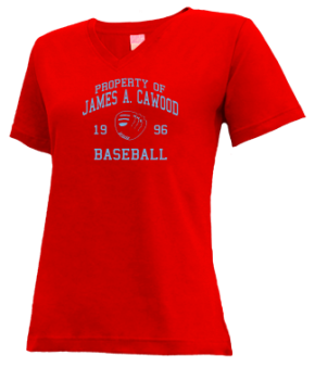 James A. Cawood High School V-neck Shirts