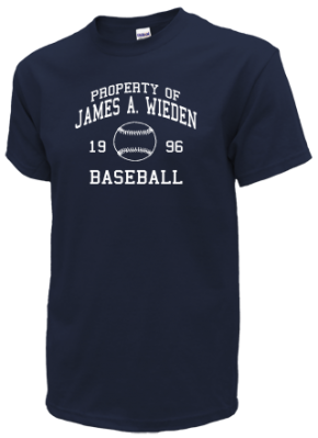 James A. Wieden High School T-Shirts