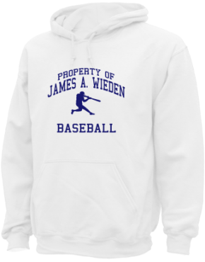 James A. Wieden High School Hoodies