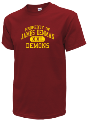 James Denman Middle School T-Shirts