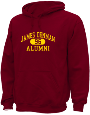 James Denman Middle School Hoodies