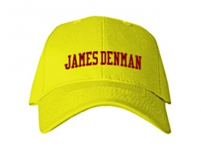 James Denman Middle School Kid Embroidered Baseball Caps