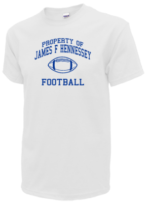 James F Hennessey Elementary School Kid T-Shirts