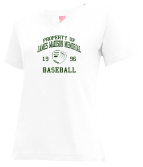 James Madison Memorial High School V-neck Shirts