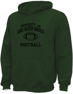 James Madison Memorial High School Kid Hooded Sweatshirts