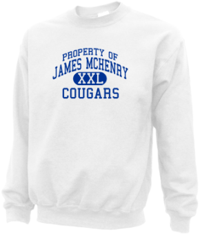 James Mchenry Elementary School Sweatshirts