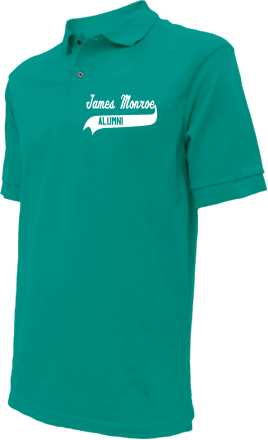 James Monroe Elementary School Embroidered Polo Shirts