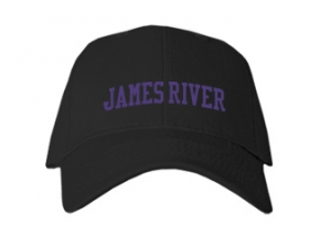 James River High School Kid Embroidered Baseball Caps