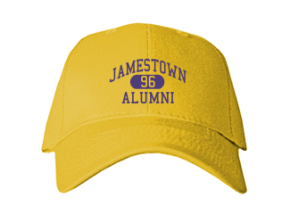 Jamestown High School Embroidered Baseball Caps