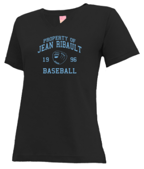 Jean Ribault High School V-neck Shirts
