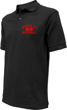 Jefferson City High School Embroidered Polo Shirts