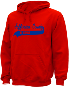 Jefferson County High School Hoodies