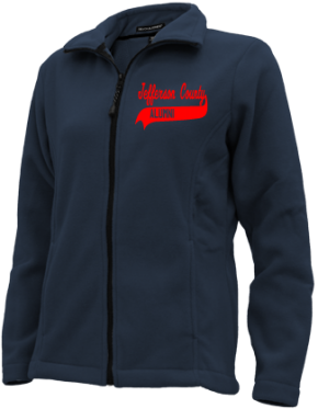 Jefferson County High School Embroidered Fleece Jackets