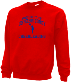Jefferson County High School Sweatshirts