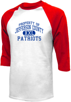 Jefferson County High School Raglan Shirts