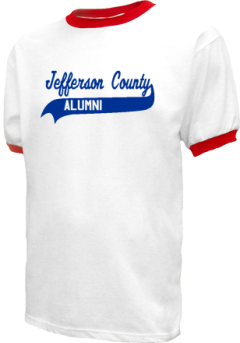 Jefferson County High School Ringer T's