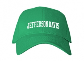 Jefferson Davis Middle School Kid Embroidered Baseball Caps