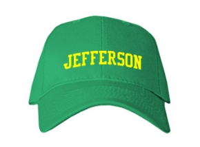 Jefferson Elementary School Kid Embroidered Baseball Caps