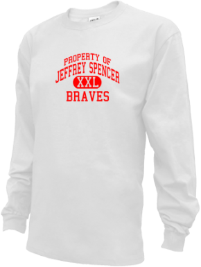 Jeffrey Spencer Elementary School Kid Long Sleeve Shirts