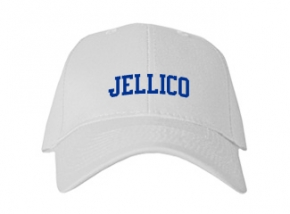 Jellico High School Kid Embroidered Baseball Caps