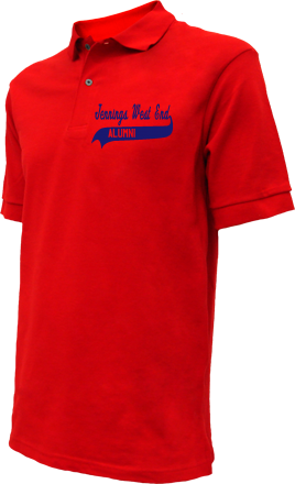 Jennings West End Elementary School Embroidered Polo Shirts