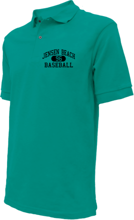 Jensen Beach High School Embroidered Polo Shirts