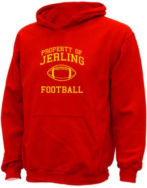 Jerling Middle School Kid Hooded Sweatshirts