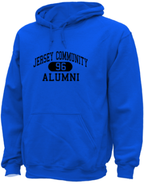 Jersey Community High School Hoodies