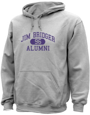 Jim Bridger Junior High School Hoodies