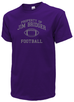 Jim Bridger Junior High School Kid T-Shirts