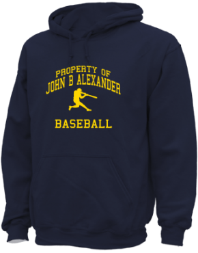 John B Alexander High School Hoodies