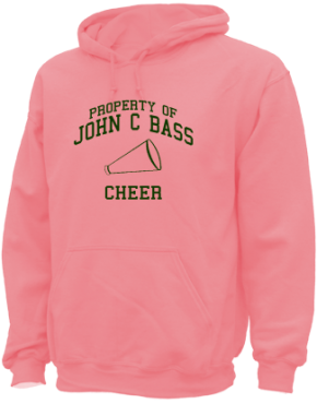 John C Bass Elementary School Hoodies