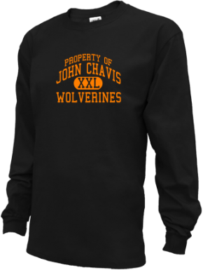 John Chavis Middle School Kid Long Sleeve Shirts
