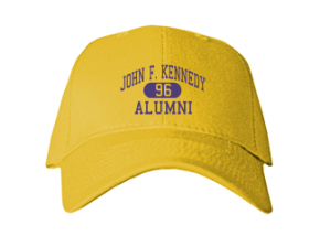 John F. Kennedy High School Embroidered Baseball Caps