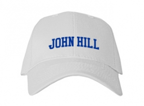 John Hill Elementary School Kid Embroidered Baseball Caps