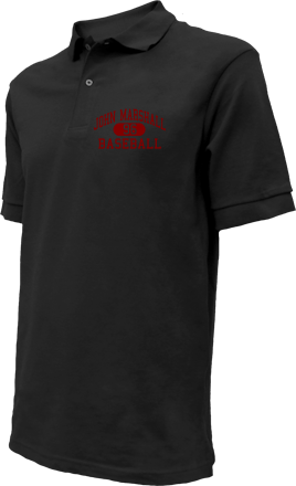 John Marshall High School Embroidered Polo Shirts