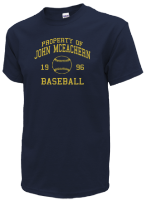 John Mceachern High School T-Shirts