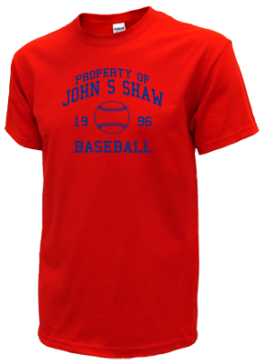 John S Shaw High School T-Shirts