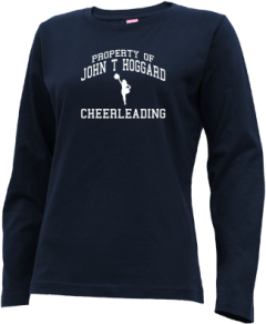 John T Hoggard High School Long Sleeve Shirts