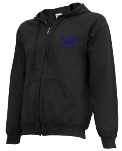 John T Hoggard High School Zip-up Hoodies