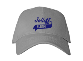 Jolliff Middle School Embroidered Baseball Caps