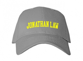 Jonathan Law High School Kid Embroidered Baseball Caps