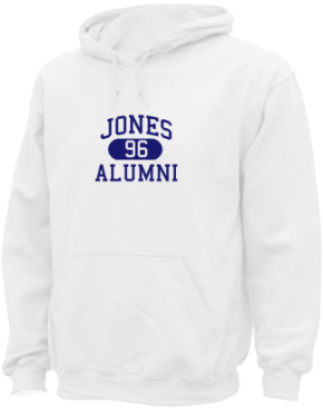 Jones Middle School Hoodies