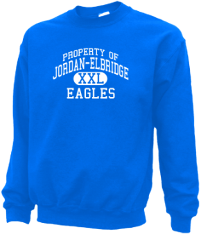 Jordan-elbridge High School Sweatshirts