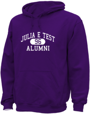 Julia E Test Middle School Hoodies