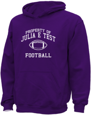 Julia E Test Middle School Kid Hooded Sweatshirts