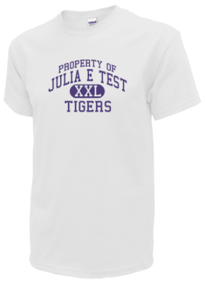 Julia E Test Middle School Kid T-Shirts