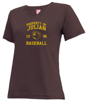 Julian High School V-neck Shirts